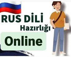 Online ders rus dili